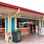 Review: Banana Cabana Pool Bar at Disney's Caribbean Beach Resort