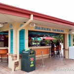 Review: Banana Cabana Pool Bar at Disney's Caribbean Beach Resort