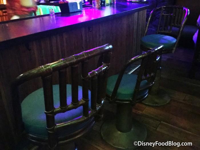 The Sinking Barstools