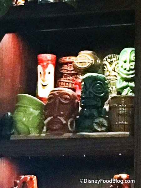 Tiki Mug Collection
