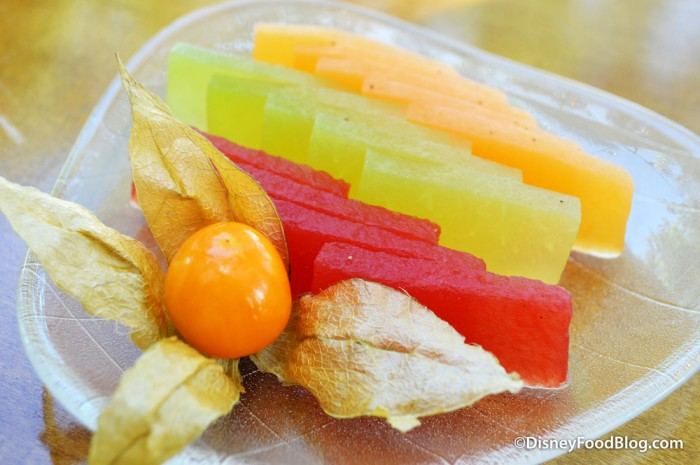 Compressed Fruit