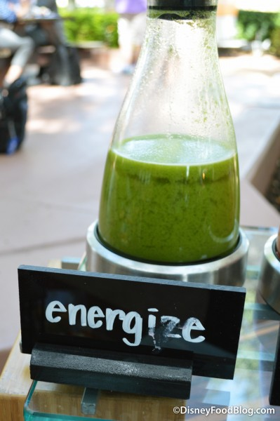 Energize Juice