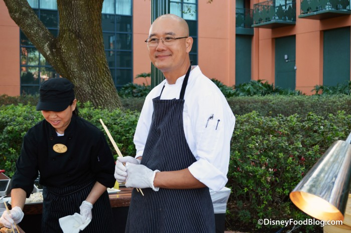 Chef George Chen, Executive Chef of Fresh