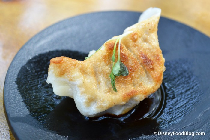 Pork Dumpling -- Up Close