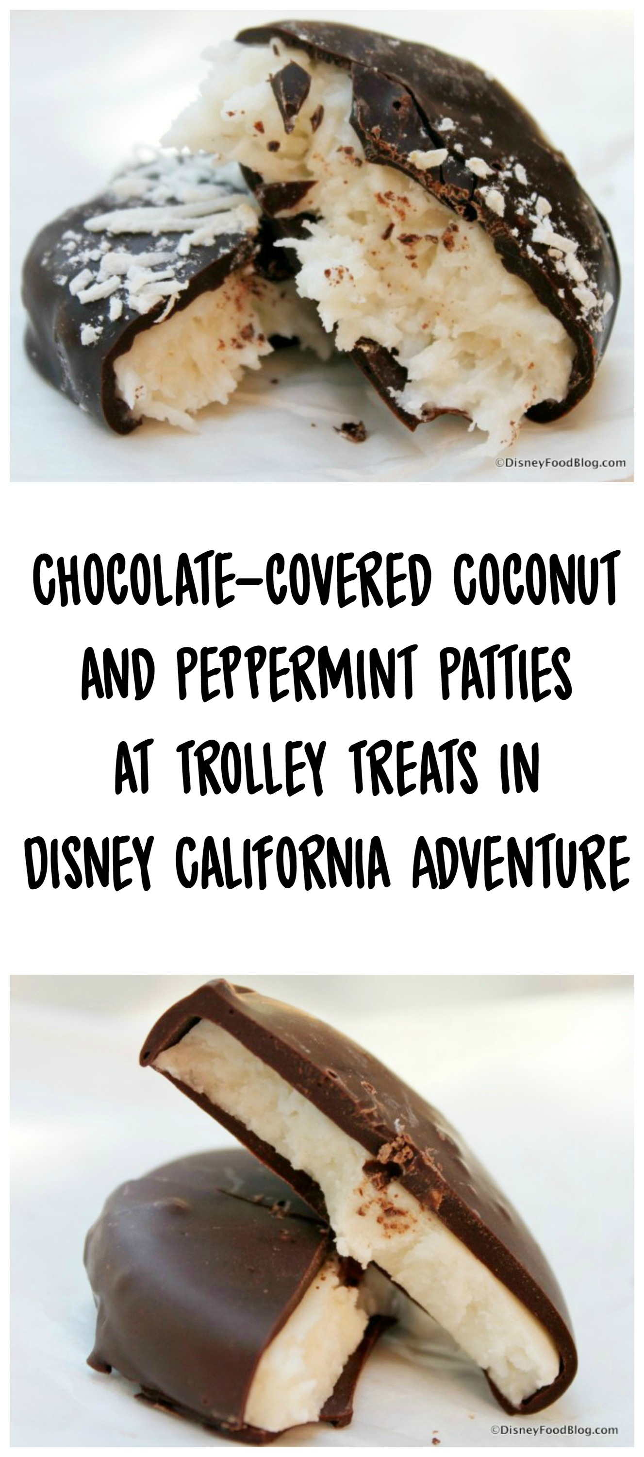 Review: Chocolate-covered Coconut and Peppermint Patties ...