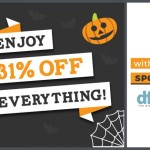 SPOOKY SAVINGS at the DFB Store — 31% Off Everything For a Limited Time!