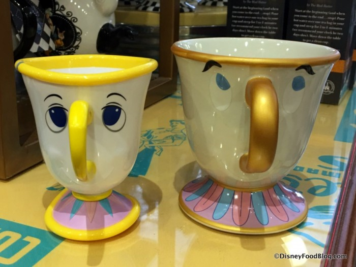 lil' Chip and Chip Mugs
