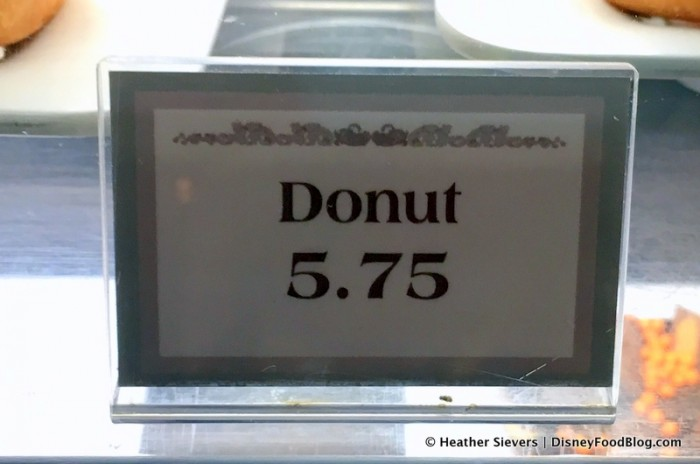 Donut Pricing