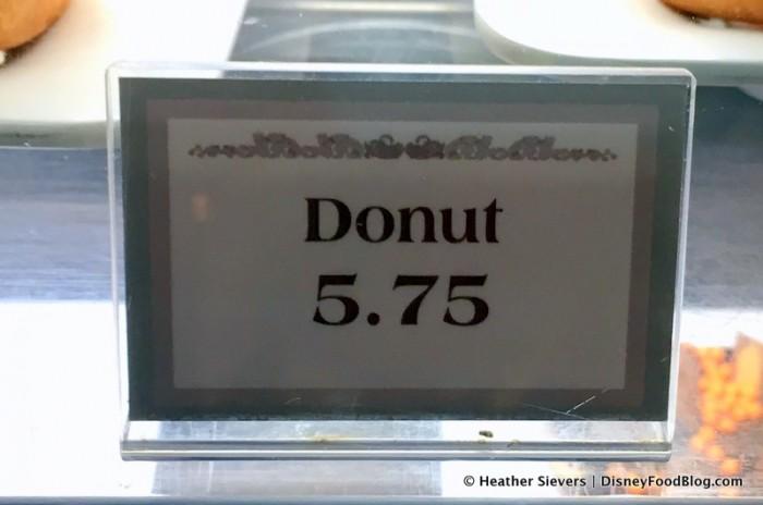 Donut Pricing