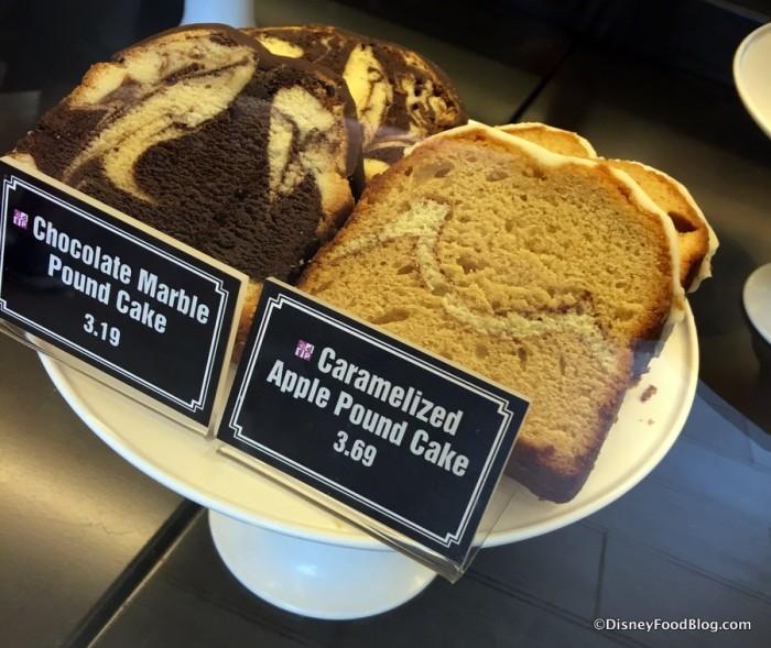 Caramelized Apple Pound Cake