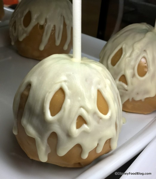 Poison Caramel Apple