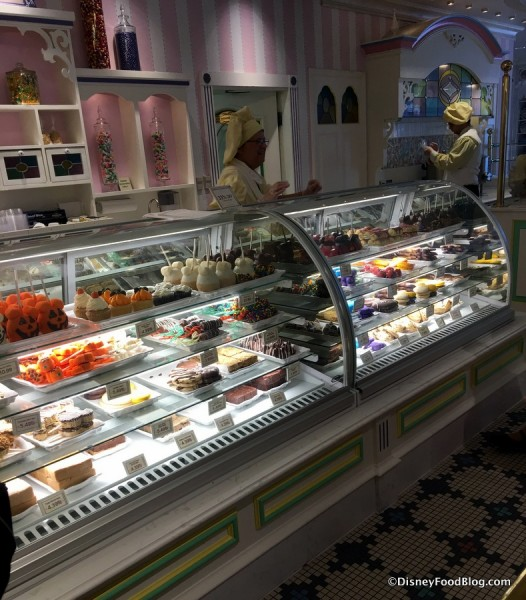 Main Street Confectionery Case