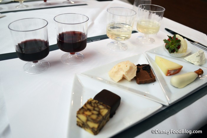 Mix It, Make It, Celebrate It: Wine, Cheese, and Chocolate Paired Perfectly