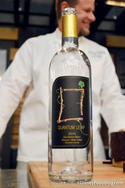 2014 River Sauvignon Blanc Label