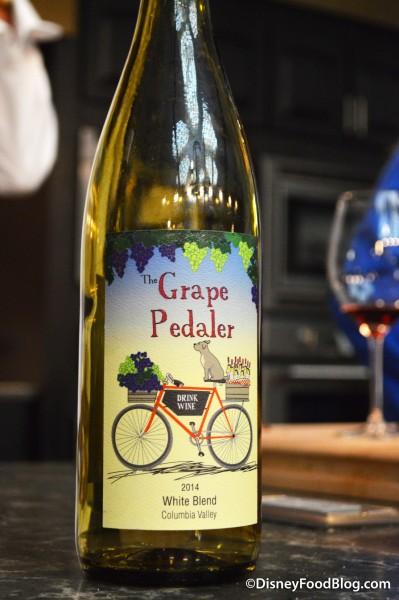 2014 Grape Pedaler White Blend
