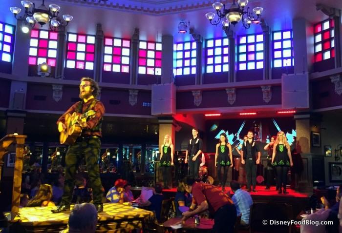 """""""Rhythms of Raglan"""" Show at Raglan Road"""