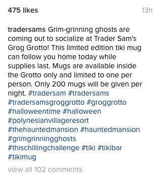 @tradersam's on Instagram