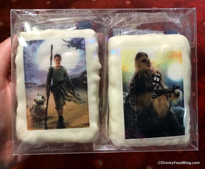 Star Wars Krispy Treats