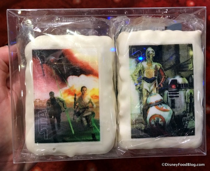 Star Wars Krispy Treats