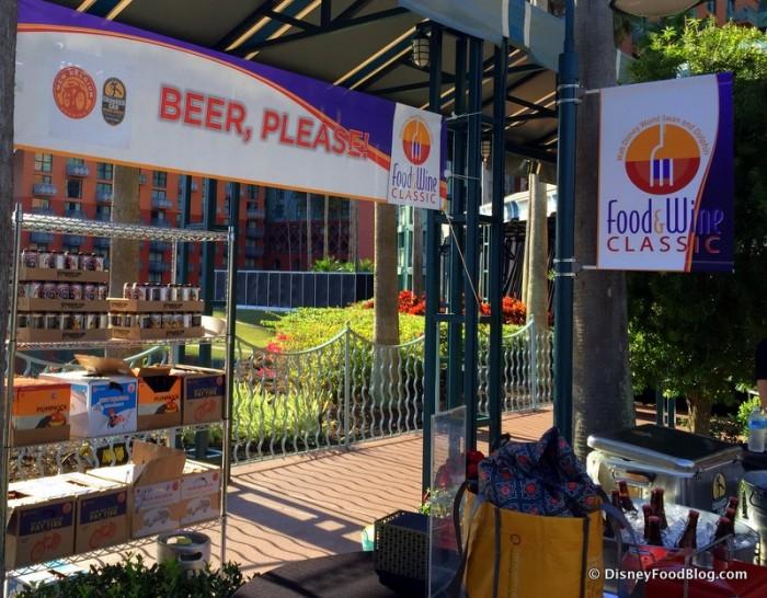 Beer, Please! Station
