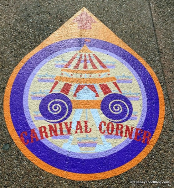 This Way to Carnival Corner