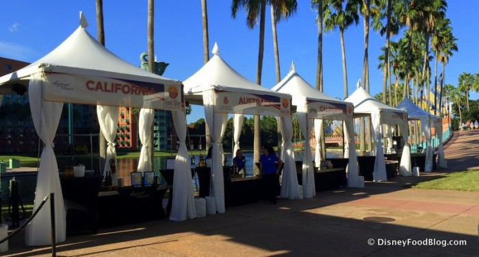 Wine Booths