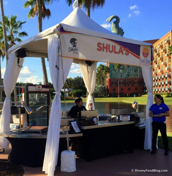 Shula's Booth