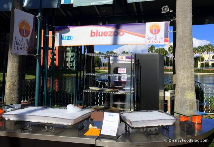 bluezoo Station
