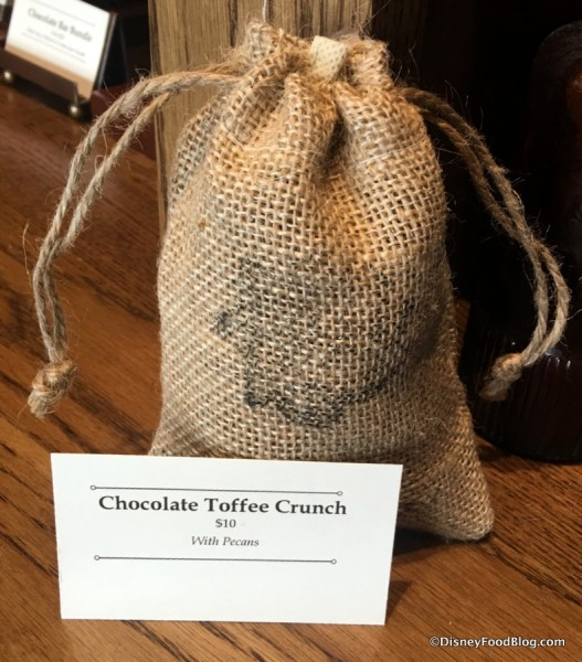 Chocolate Toffee Crunch