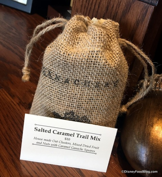 Salted Caramel Trail Mix