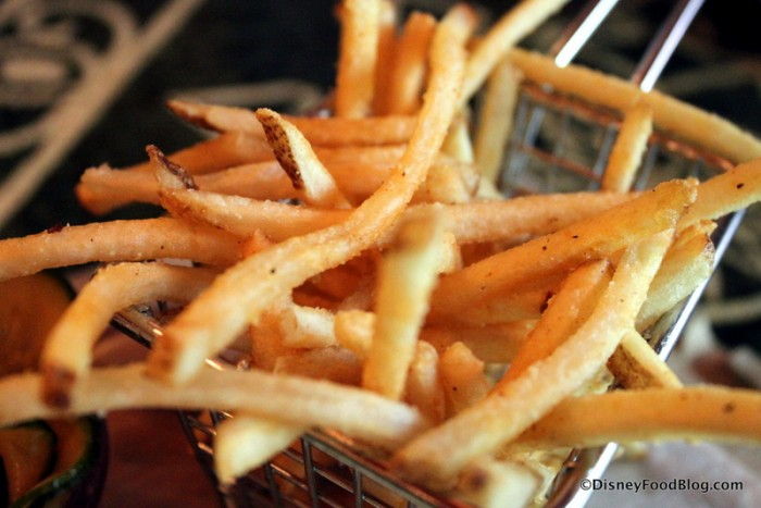 French Fries -- Up Close