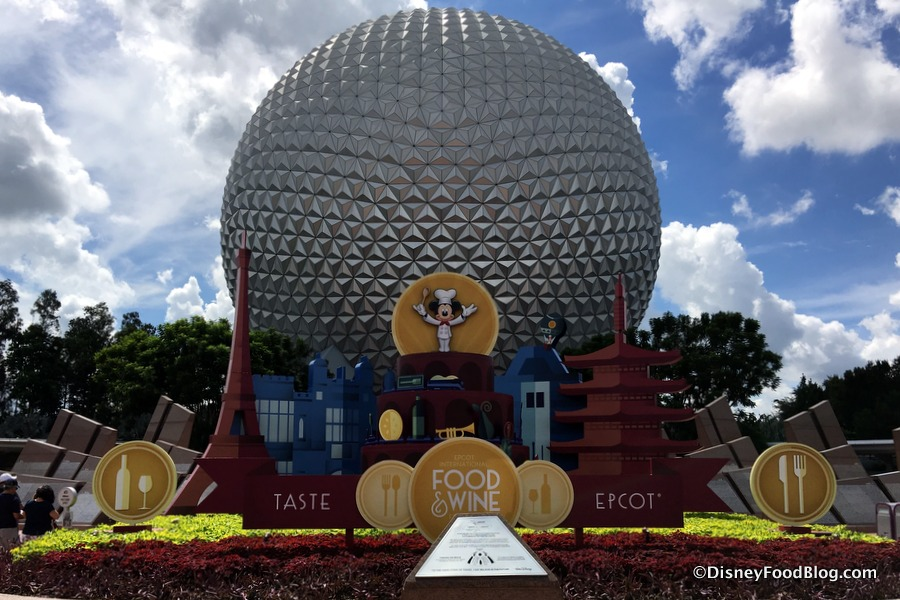News Epcot Food And Wine Festival 2017 Dates The Disney Food Blog