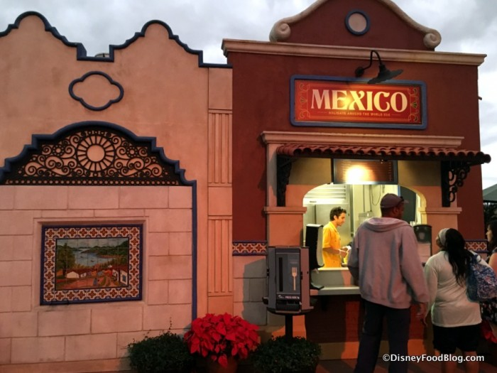 Mexico Booth from 2016 will be Las Posadas