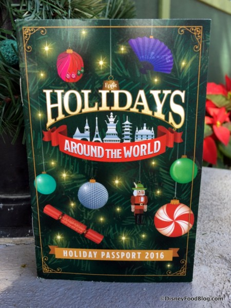 Best of Epcot's Holidays Around the World Food Booths! | the ...