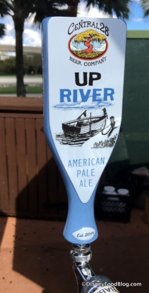 Central 28 Up River American Pale Ale