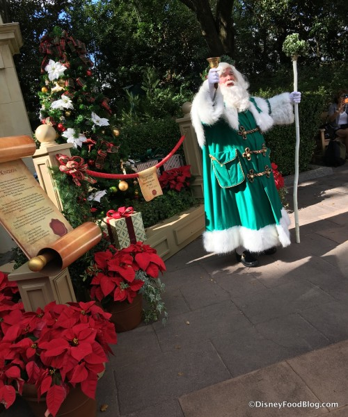 Epcot Candlelight Processional Dining Package Tips: 2018 Epcot Festival Of The Holidays And Candlelight