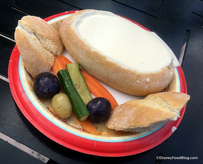 Cheese Fondue from Alpine Haus