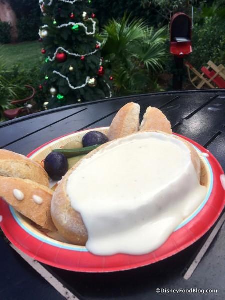 Cheese Fondue from Alpine Haus at Holidays Around the World