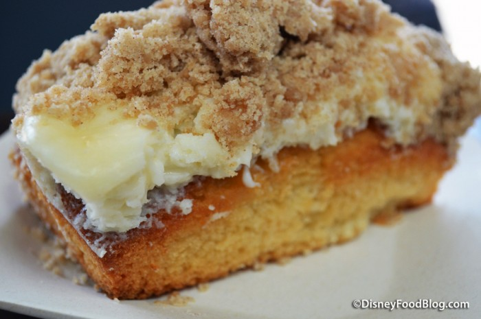 House-made Cheese Coffee Cake