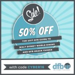 DFB Cyber Week SALE: 50% Off the DFB Guide + Snacks Bundle!
