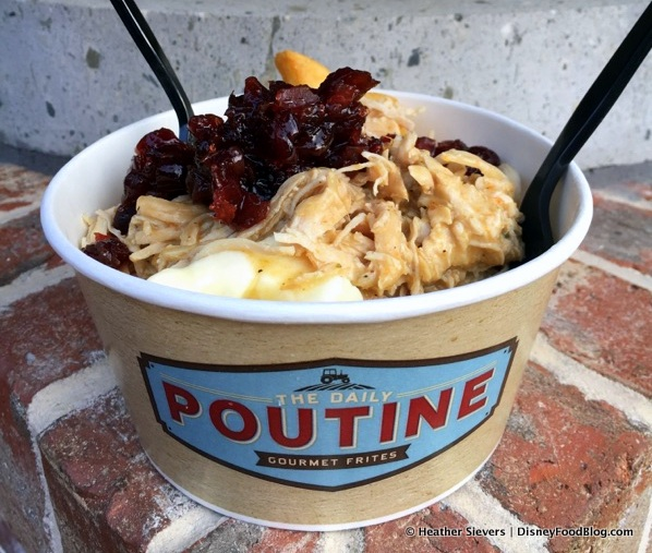 Holiday Turkey Poutine