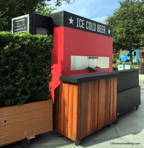 Craft Beer Stand