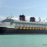 News: Port Canaveral Shares Images As Three Out of Four Disney Cruise Line Ships Are Currently Docked