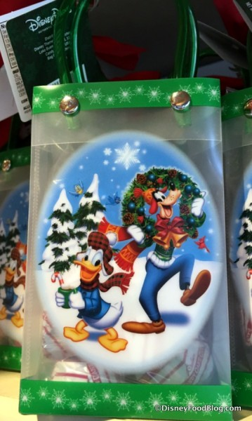 Donald and Goofy Candy Bag