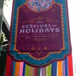Review: Festival of Holidays Food Booths in Disney California Adventure at Disneyland Resort
