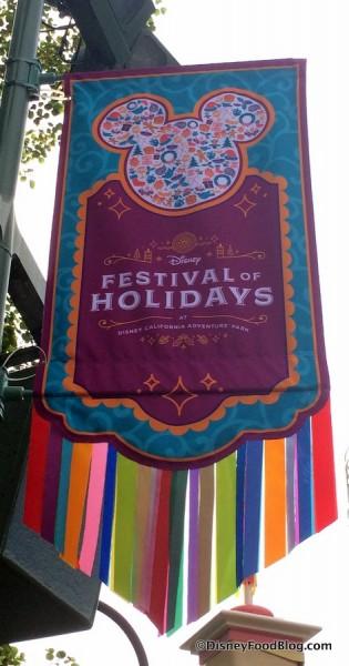 Festival of Holidays Banner
