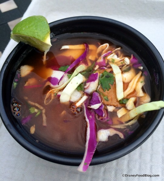 Red Chile Pozole with Pork