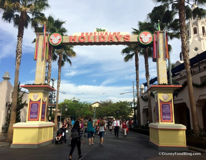 Disney Festival of Holidays