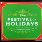 News! Disneyland Festival of Holidays BOOTH MENUS AND PRICES!!