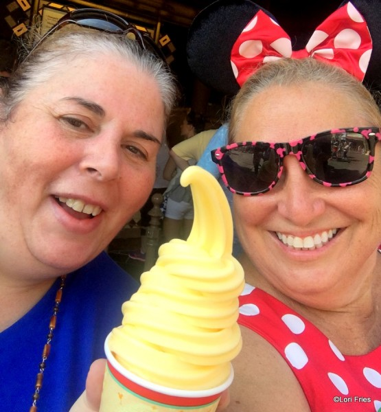 Dole Whip at the Magic Kingdom
